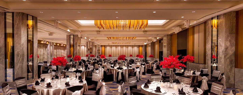 Hilton Singapore Hotel, Singapur – Grand Ballroom