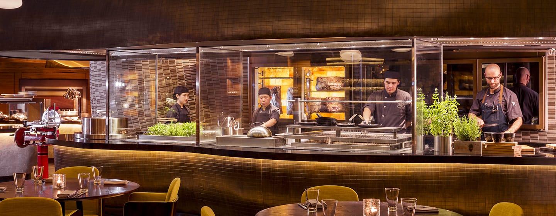 Hilton Singapore Hotel, Singapur – Opus Grill