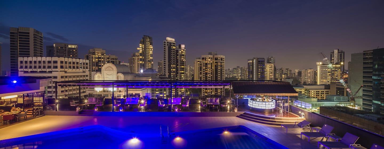 Hilton Singapore Hotel, Singapur – Sky Bar