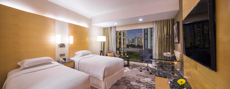 Hilton Singapore Hotel, Singapur – Premium Zweibettzimmer