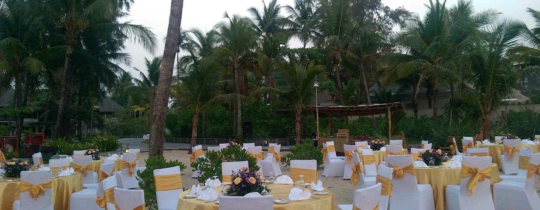 Hilton Ngapali Resort & Spa Hotel, Myanmar – Event planen