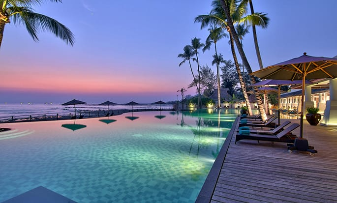 Hilton Ngapali Resort & Spa Hotel, Myanmar – Swimmingpool