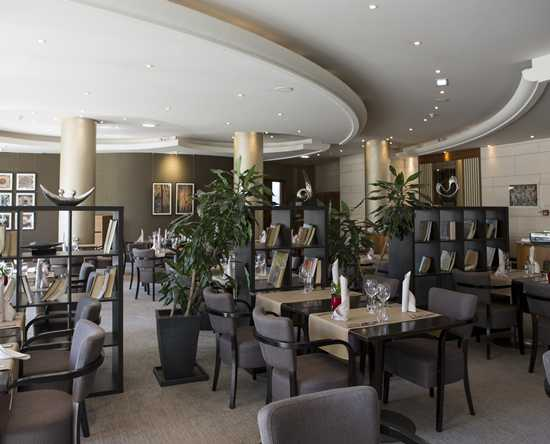 Hilton Sofia, Bulgarien – Restaurant Seasons