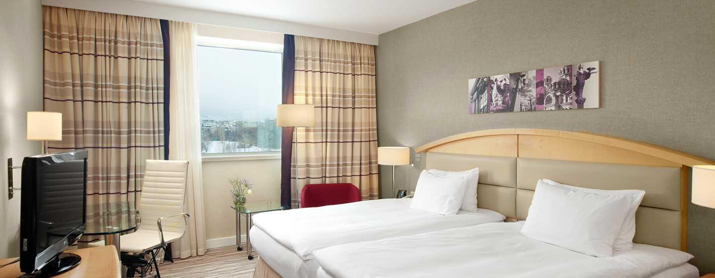 Hilton Sofia, Bulgarien– Deluxe Zweibettzimmer