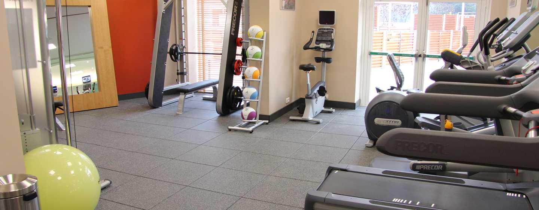 Hilton Sofia, Bulgarien– Fitnesscenter