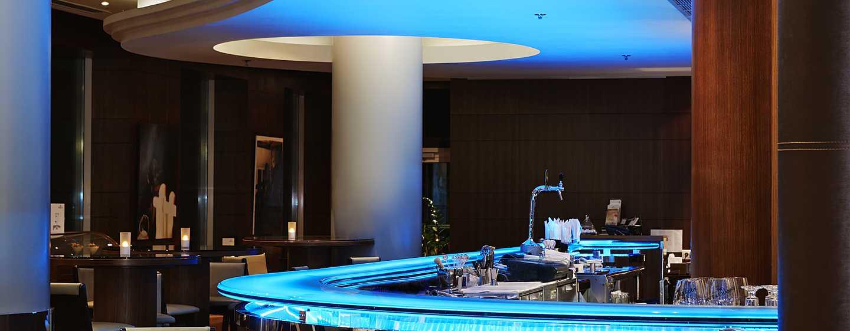 Hilton Sofia Hotel, Bulgarien– Bar und Café Artists