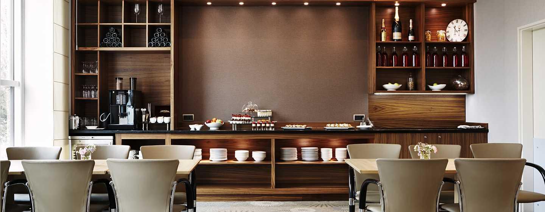 Hilton Sofia Hotel, Bulgarien– Executive Lounge