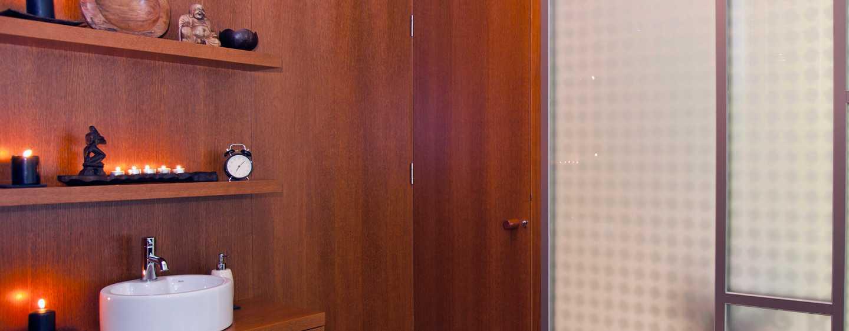 Hilton Sofia Hotel, Bulgarien– Exklusives Massagestudio