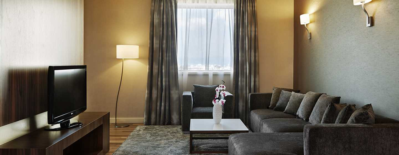 Hilton Sofia Hotel, Bulgarien– Wohnzimmer der Präsidenten Suite