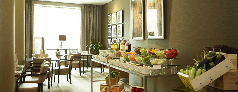 Hilton Sofia Hotel, Bulgarien– Restaurant Seasons– Buffets