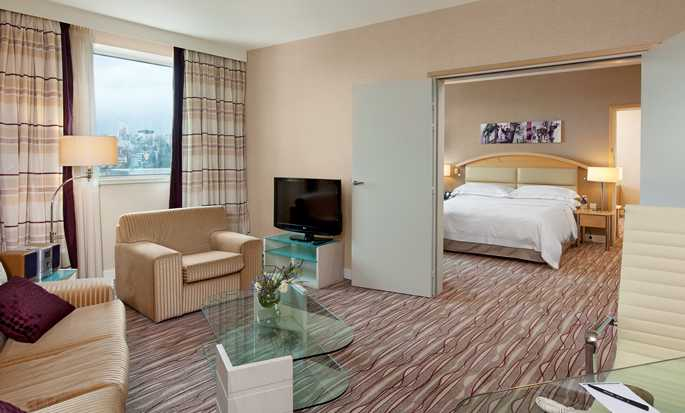 Hilton Sofia Hotel, Bulgarien – Park Executive Suite