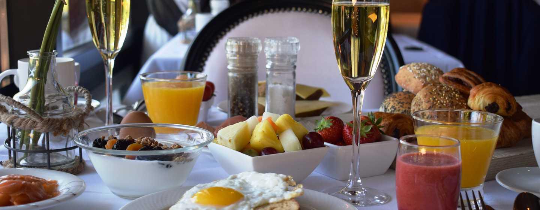 Hilton Royal Parc Soestduinen, Niederlande– Frühstück