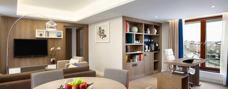 Hilton Stockholm Slussen, Schweden– Riddarholms Suite
