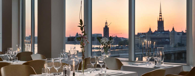 Hilton Stockholm Slussen, Schweden– Bar Eken