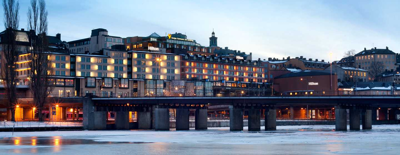 Hilton Stockholm Slussen, Schweden– Hilton Stockholm Slussen