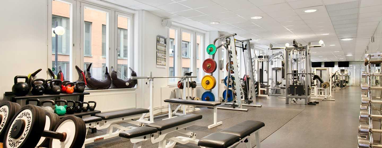 Hilton Stockholm Slussen, Schweden– Fitnesscenter