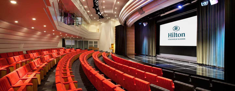 Hilton Stockholm Slussen, Schweden– Auditorium