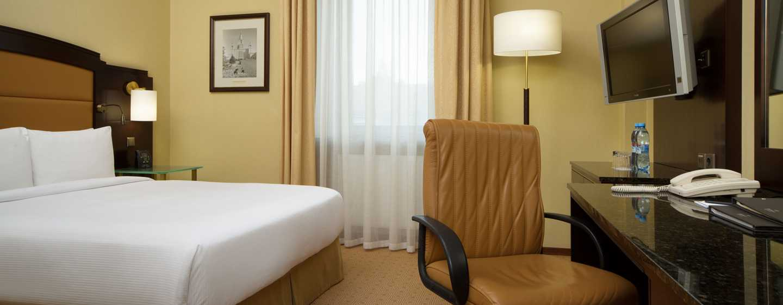 Hilton Moscow Leningradskaya Hotel, Russland – Hilton Zimmer mit Queensize-Bett