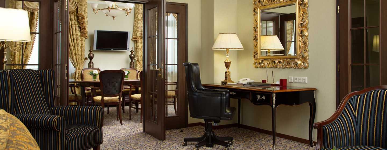 Hilton Moscow Leningradskaya Hotel, Russland– Präsidenten Suite