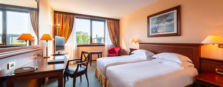 Hilton Strasbourg Hotel, Frankreich – Zweibettzimmer