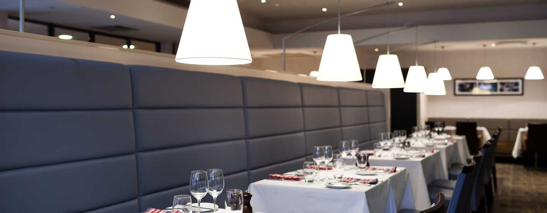 "Hilton Strasbourg Hotel, Frankreich – Restaurant ""Carvi"""