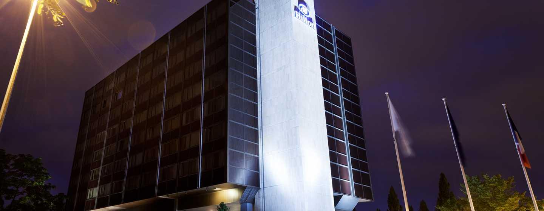 Hilton Strasbourg Hotel, Frankreich – Außenbereich des Hotels