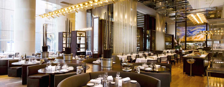 "Hilton Sydney Hotel, Australien – Restaurant ""Glass Brasserie"""