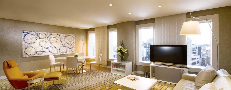 Hilton Sydney Hotel, Australien – Suite
