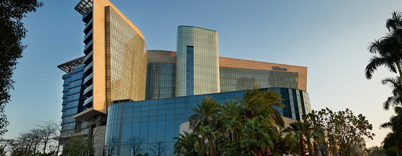 Hilton Shenzhen Shekou Nanhai, China – Außenbereich