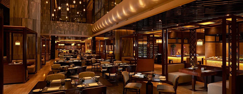Hilton Shenzhen Shekou Nanhai, China – Durchgehend geöffnetes Restaurant OPEN