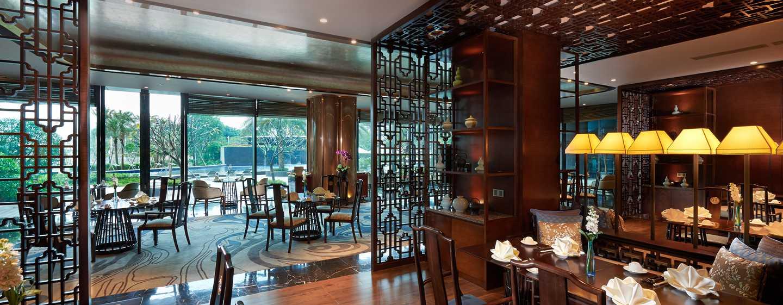 Hilton Shenzhen Shekou Nanhai, China – Sui Xuan