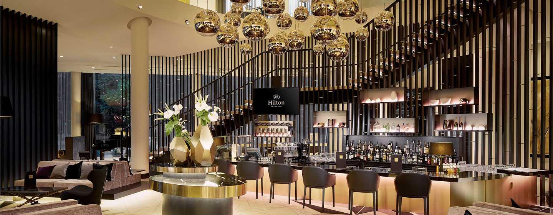 Hilton Tallinn Park – Lobby