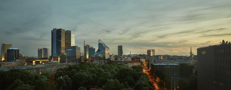 Hilton Tallinn Park, Estland – Skyline von Tallinn