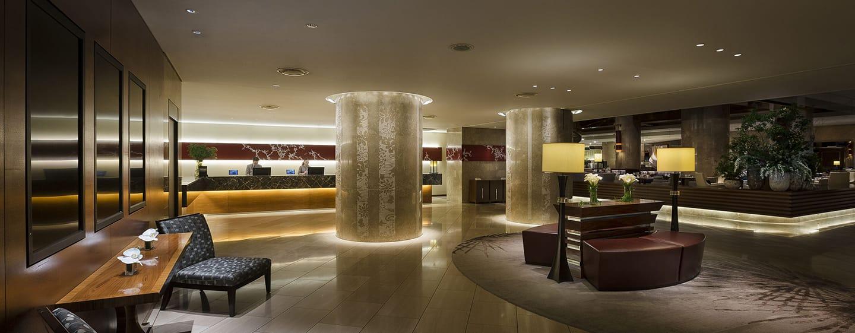 Hilton Tokyo Hotel, Japan – Hotellobby