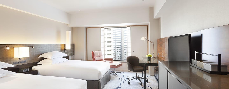 Hilton Tokyo Hotel, Japan – Deluxe Zweibettzimmer