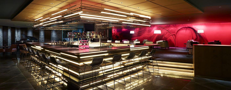 Hilton Tokyo Hotel, Japan –  ZATTA – Bar & Lounge