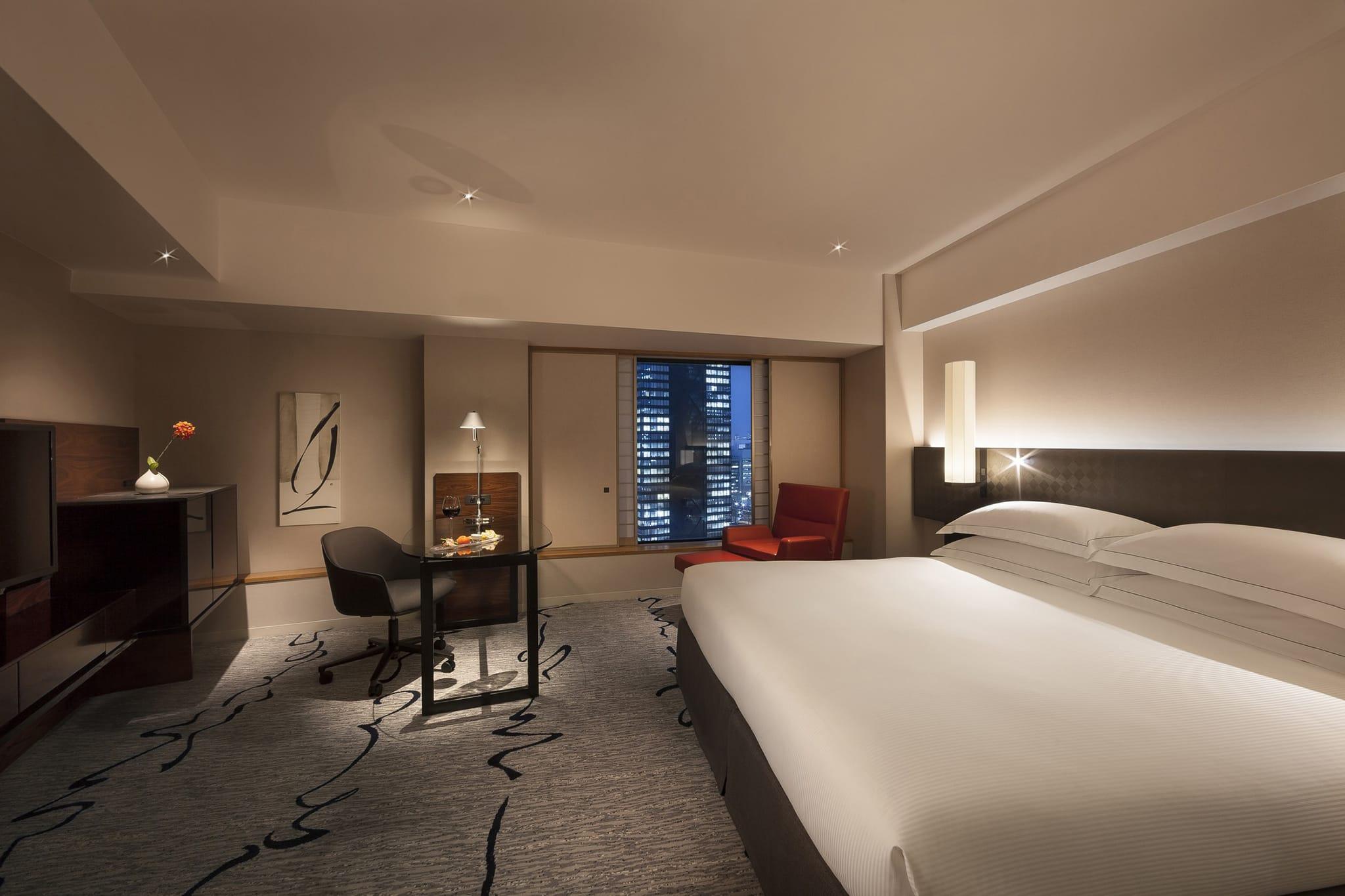 Hotels In Shinjuku Ku Hilton Tokyo Shinjuku Ku