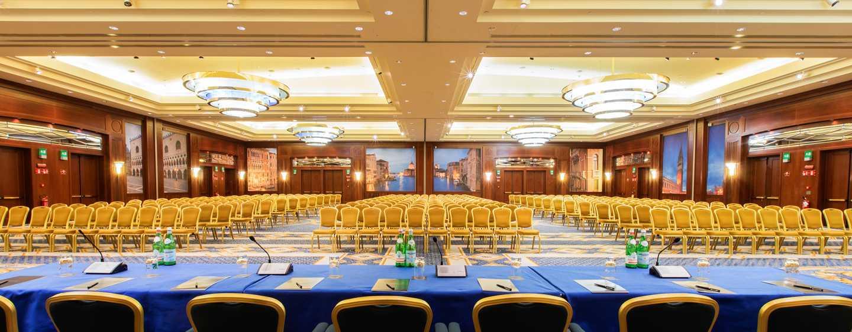 Hilton Molino Stucky Venice Hotel, Italien– Kongresszentrum