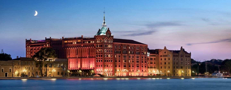 Hilton Molino Stucky Venice Hotel, Italien– Hilton Molino Stucky Venice