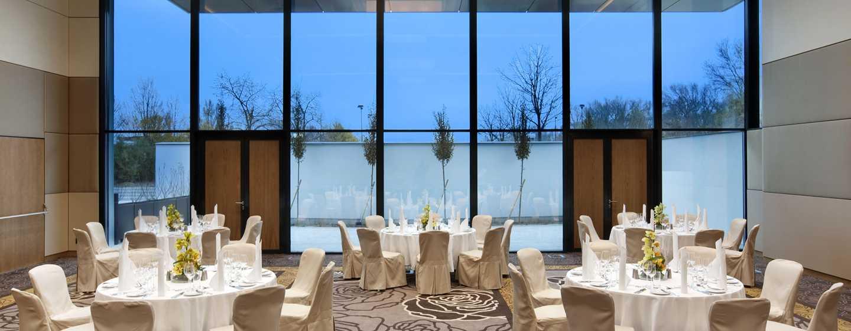 Hilton Vienna Danube Waterfront, Österreich - BALLSAAL