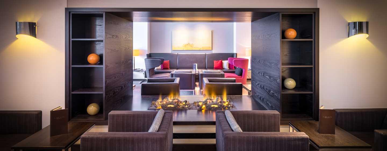Hilton Vienna Danube Waterfront Hotel, Österreich – Pier 269 Bar & Lounge
