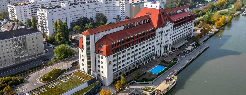 Hilton Vienna Danube Waterfront Hotel, Österreich – HILTON VIENNA DANUBE WATERFRONT