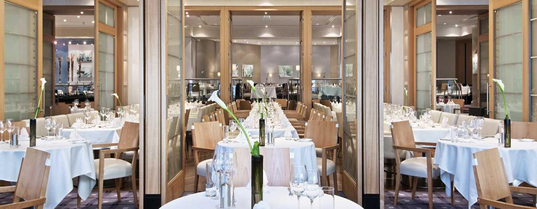 Hilton Vienna Hotel, Wien, Österreich– Restaurant S'PARKS