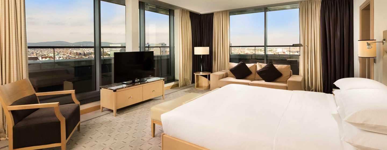 Hilton Vienna Hotel, Wien, Österreich– PRÄSIDENTENSUITE