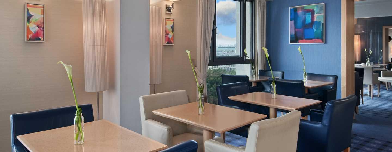 Hilton Vienna Hotel, Wien, Österreich– Executive Lounge