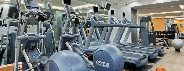 Hilton Vienna Hotel, Wien, Österreich– Fitnesscenter