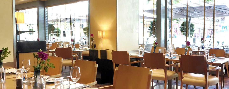 Hilton Vienna Hotel, Wien, Österreich– S´PARKS Restaurant