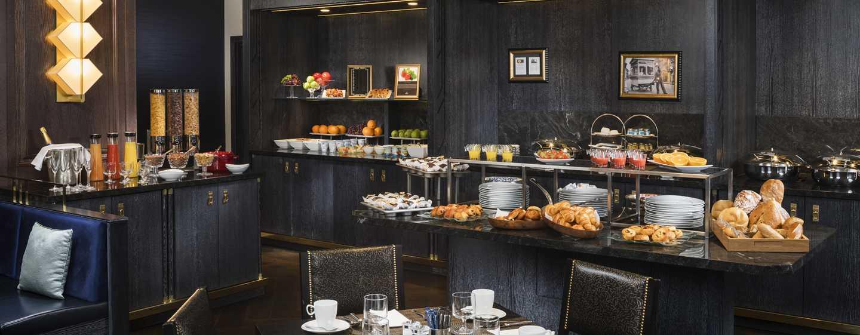 Hilton Vienna Plaza, Österreich – Executive Lounge