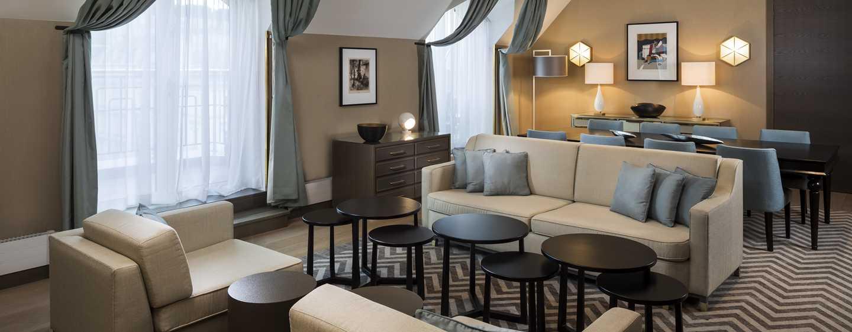 Hilton Vienna Plaza, Österreich – Präsidenten-Suite