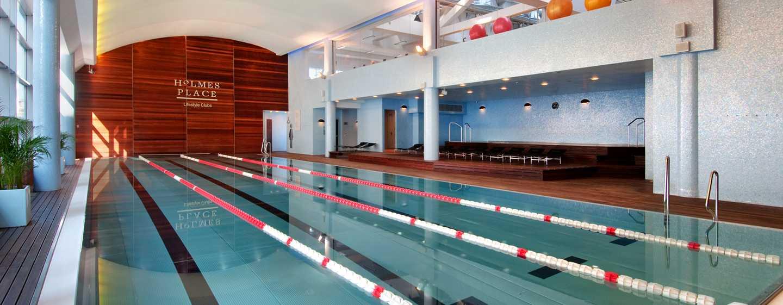 Hilton Warsaw Hotel and Convention Centre, Polen– Swimmingpool